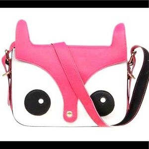 Other - Girls Panda,Owl, Critter Purse. All leather.